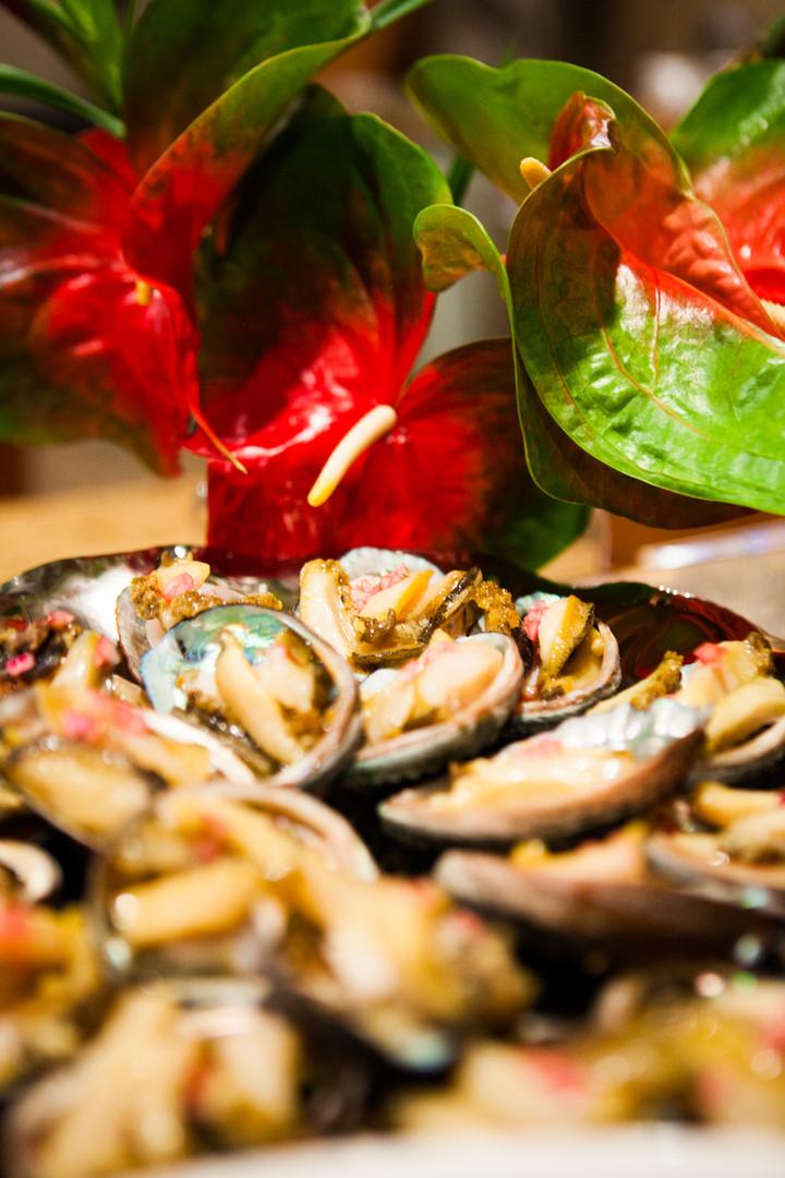 baby abalone