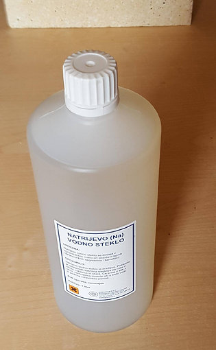 Natrijevo (NA) vodno steklo 1l