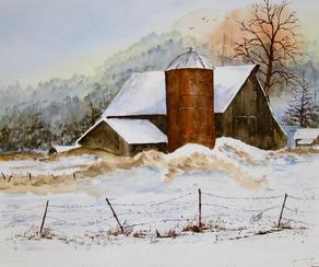 Vernon County Barn
