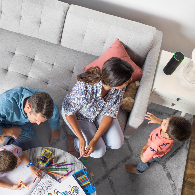 Parent's Perspectives of the Benefits and Burdens of Digital Home Assistants- Grace Hopper 2018 Conference Poster