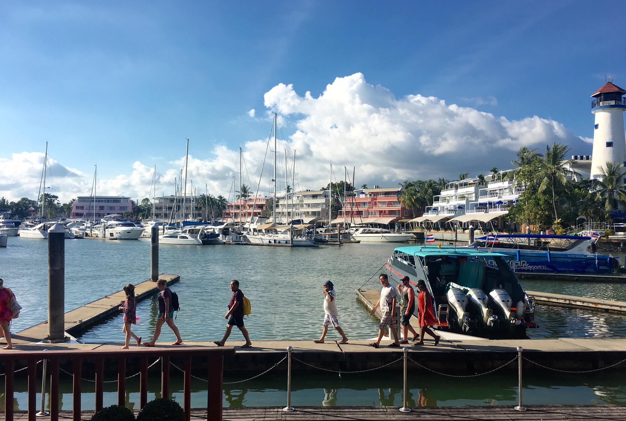 Vitamin Sea Pier