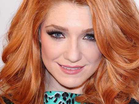 Girls Aloud star Nicola Roberts champions reading your way to better mental health