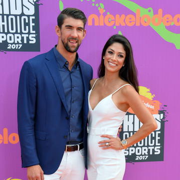 Nicole Phelps reveals her fears about losing husband Michael to depression