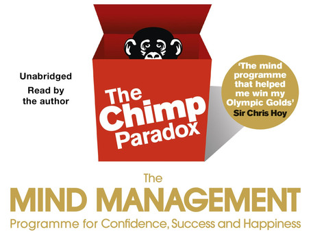 The Chimp Paradox part 1: dealing with anger - a needless, unhelpful and unwanted emotion!