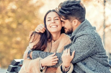 The benefits of hugging and how to treat people in mental pain