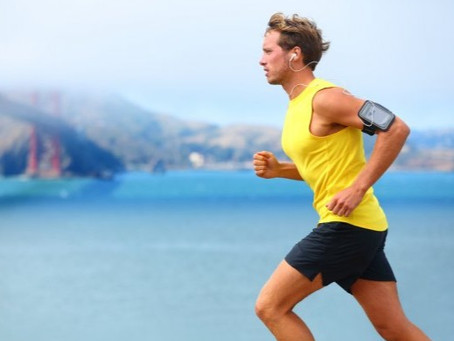 Men's Health Week 2021: day 2 – (Be) Active #activetuesday