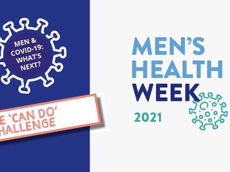 Men's Health Week: Day 5 – offer #offerfriday