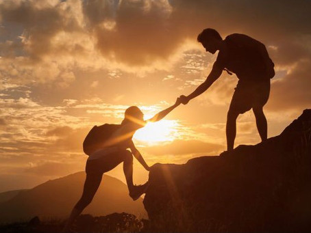 Altruism: why helping others can bring such positive benefits