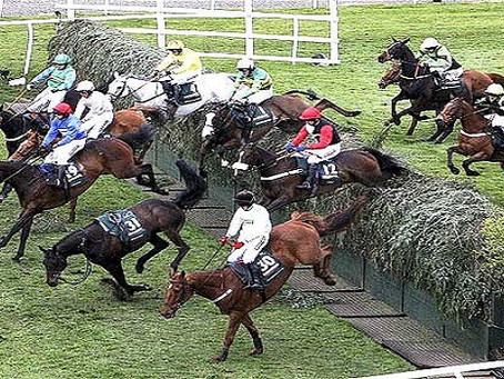 The Grand National and the launch of the Rose Paterson Trust