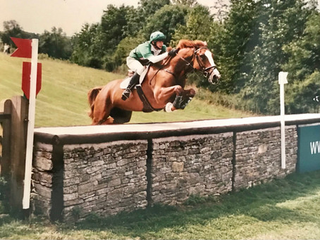 Your Horse magazine interview: recounting some difficult memories