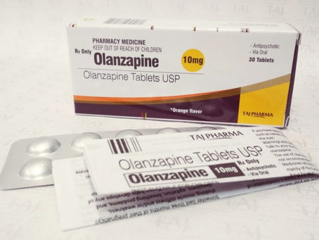 Voices of Courage: Olanzapine side effects & withdrawals sharing experiences for the sake of others!