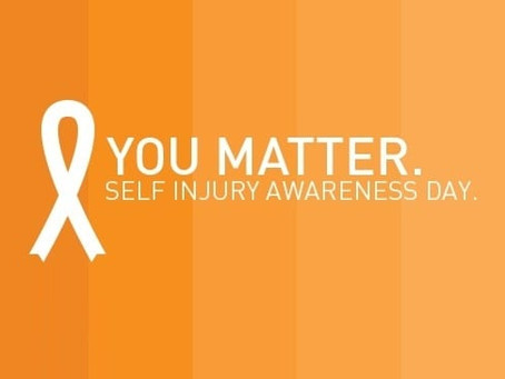 Self Injury Awareness Day: why we need more personal recovery stories to break stigma and offer hope