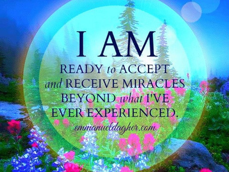 The Great Secret of Life: I am ready to receive everything the universe has to offer