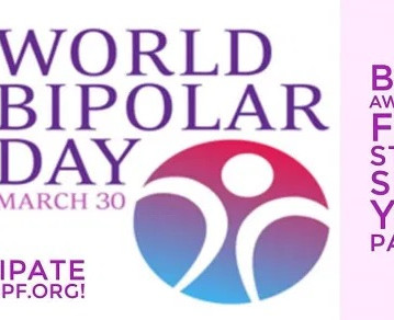 World Bipolar Day – we may have a diagnosis of BPD but why do we all experience it so differently?!
