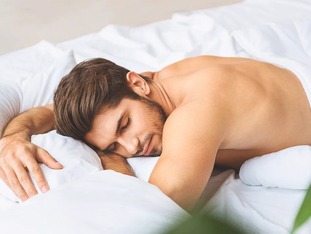 Sleeping in hot weather: a few tips and tricks to beat the heat!