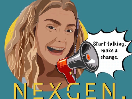 NexGen Minds podcast: voicing a few concerns and opinions