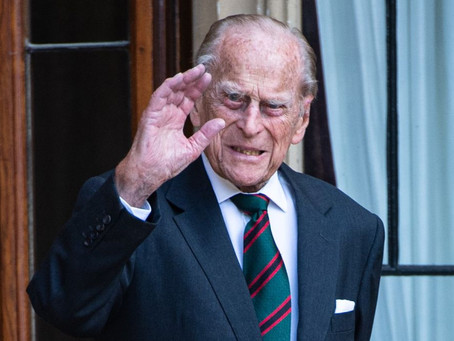 Prince Philip: how deaths of public figures can affect the mental health of others