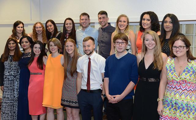 PGCE Trainees 2015