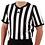 Thumbnail: PEAK mesh v-neck basketball referee shirt