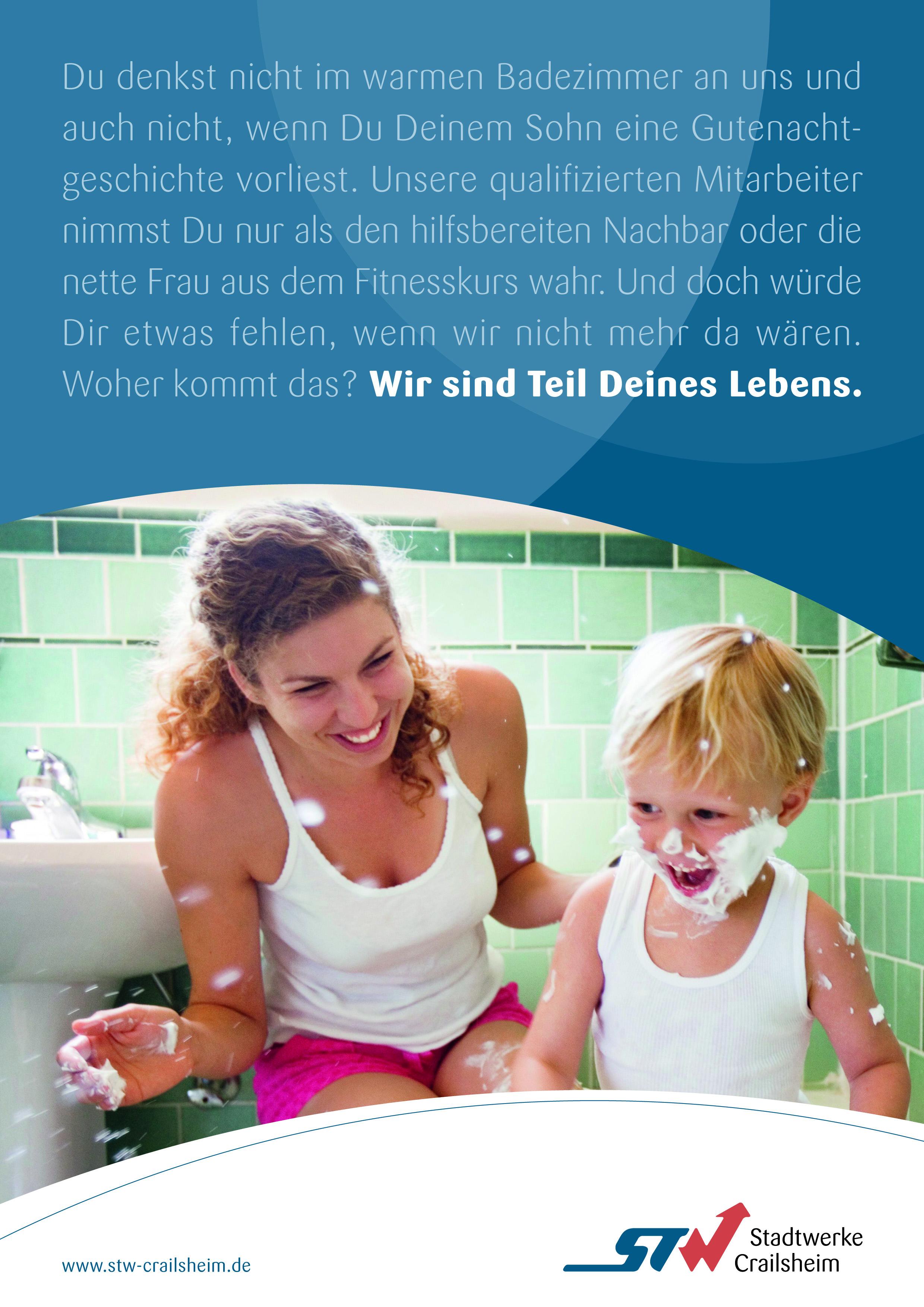 Stadtwerke Crailsheim, Imagekampagne