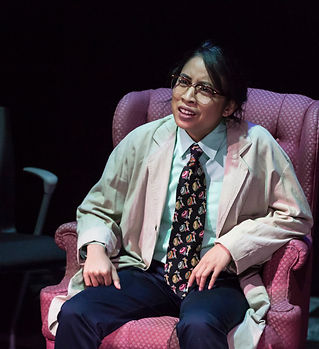 Arianne Villareal in The Pill, Phoenix Theatre