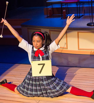 Arianne Villareal - 25th Annual Putnam County Spelling Bee, Actors Theatre of Indiana