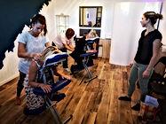 Massage Narbonne Formation Massage Californien Suédois Ayurvédique Abhyanga Femme enceinte Pierres chaudes pieds tête étoile