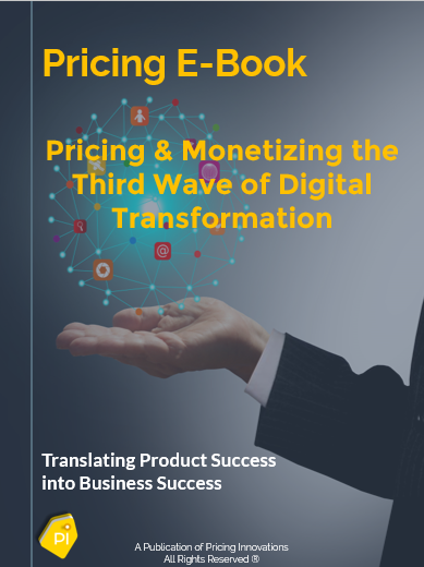 Pricing digital products and data