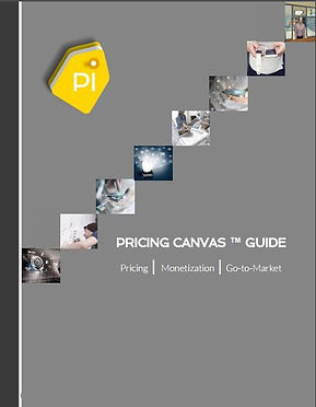 pricing strategy canvas