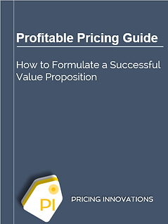 Pricing guide book