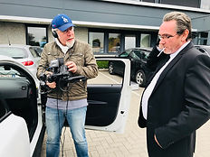 tournage obw Eloy - Renaud Ruten Patrick Alen