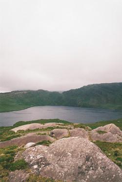 Barley Lake, Glengarrif, Co. Cork