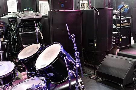 Room E Rehearsal Room Angle 2