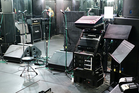 Room A Rehearsal Room Angle 6