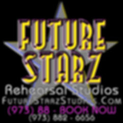 FutureStarz logo and sign