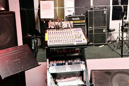 Penthouse Rehearsal Room Angle 2