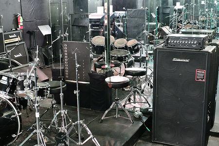Room A Rehearsal Room Angle 3