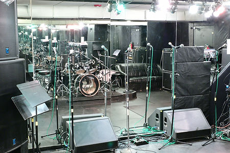 Room A Rehearsal Room Angle 7