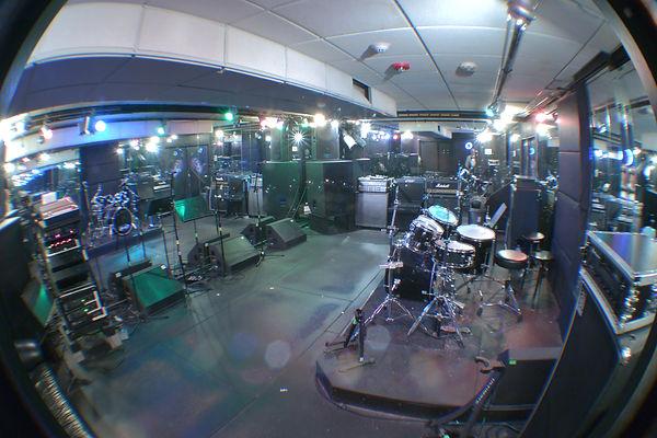 Room D Rehearsal Room Angle 3
