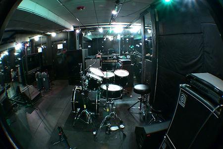 Room B Rehearsal Room Angle 7