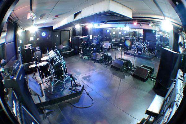 Room D Rehearsal Room Angle 6
