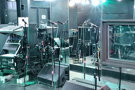 Room B Rehearsal Room Angle 3