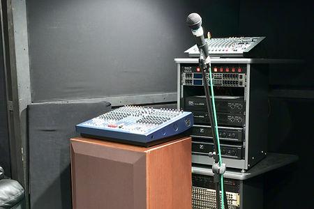 Skybox Rehearsal Room Angle 2