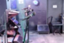 Room C Rehearsal Room Angle 1