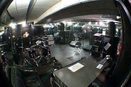 Room A Rehearsal Room Angle 9