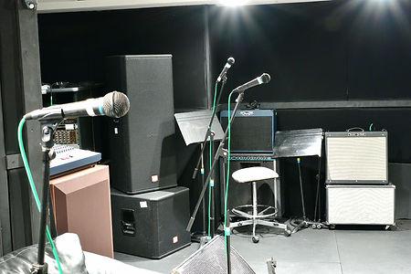 Skybox Rehearsal Room Angle 1