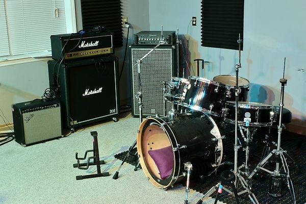 Screening Room Rehearsal Room Angle 4