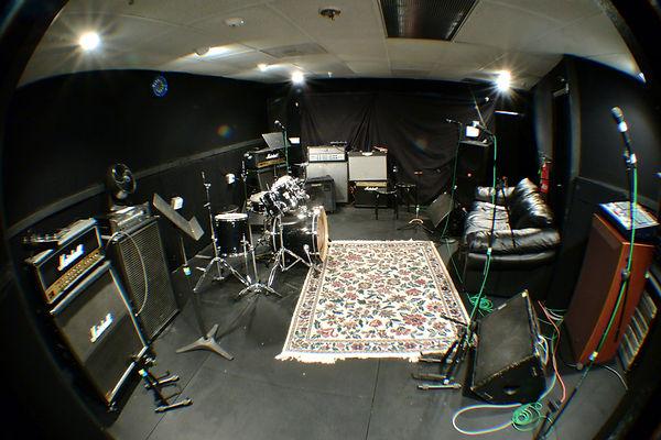 Skybox Rehearsal Room Angle 6