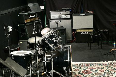 Skybox Rehearsal Room Angle 5