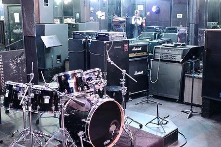 Room C Rehearsal Room Angle 2